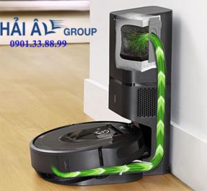iRobot Roomba i7+ tự động làm sạch thùng rác